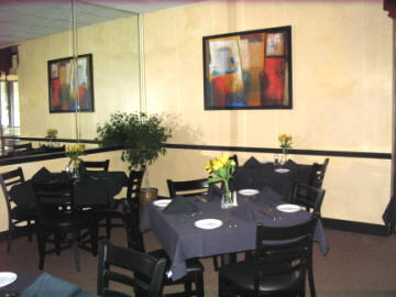 Rosario Ristorante - Relaxed Comfortable Dining Experience - Beautifully Remodeled - Fresh and Crisp Atmosphere - Anytime